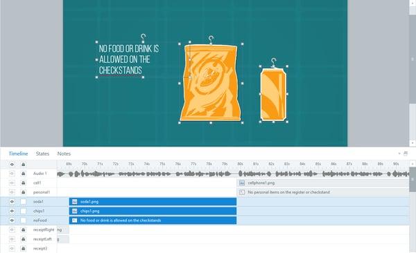 Storyline Slide Organization
